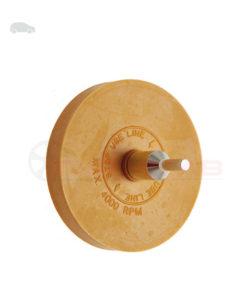 Limrester borttagare – Folier och plack radergummi