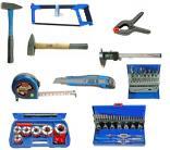 Hammers, Drills, Saws, Scissors, Cutters