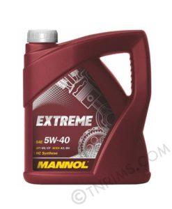 Mannol 5w-40 Extreme 20L