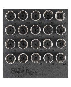 Fälglås-Verktyg-sats för Opel, Vauxhall (Typ B) | 20 delar